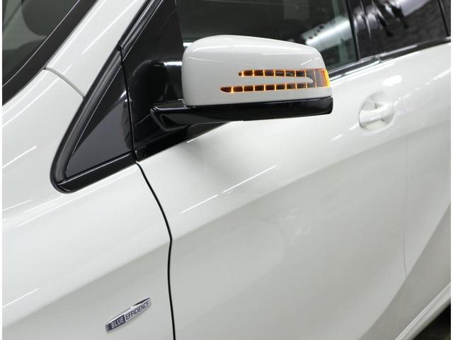 アローデザインのLED式ドアミラーウインカー。