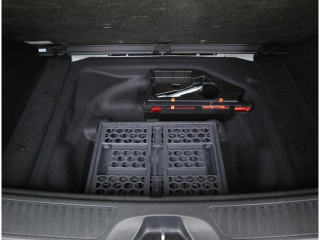 床下収納には組み立て式ボックスも付属。