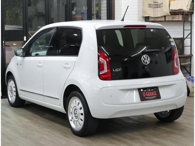 「フォルクスワーゲン」「VW アップ!」「コンパクトカー」「東京都」の中古車2