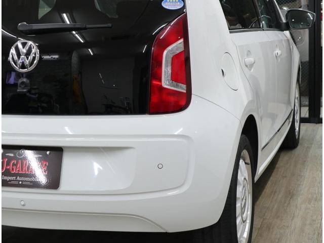 「フォルクスワーゲン」「VW アップ!」「コンパクトカー」「東京都」の中古車34