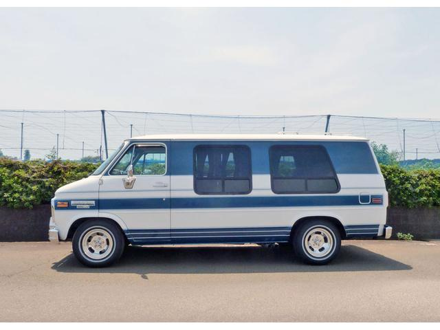 「シボレー」「シボレーシェビーバン」「ミニバン・ワンボックス」「神奈川県」の中古車8