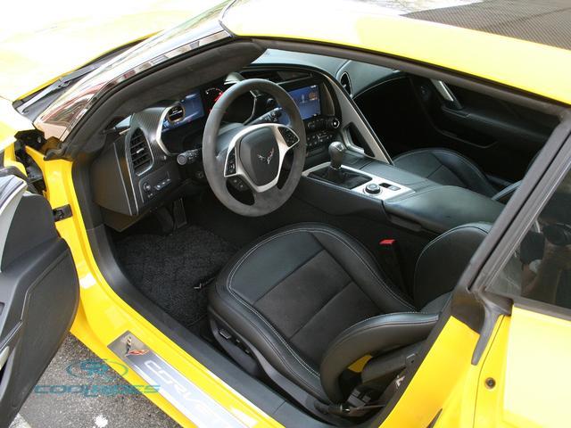 スティングレー Z51 7速マニュアル ディーラー車(10枚目)