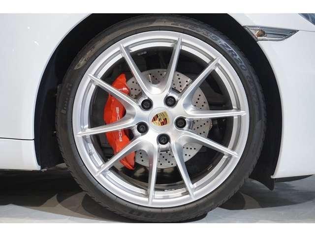 911カレラSカブリオレ 2016モデル正規ディーラー車(3枚目)