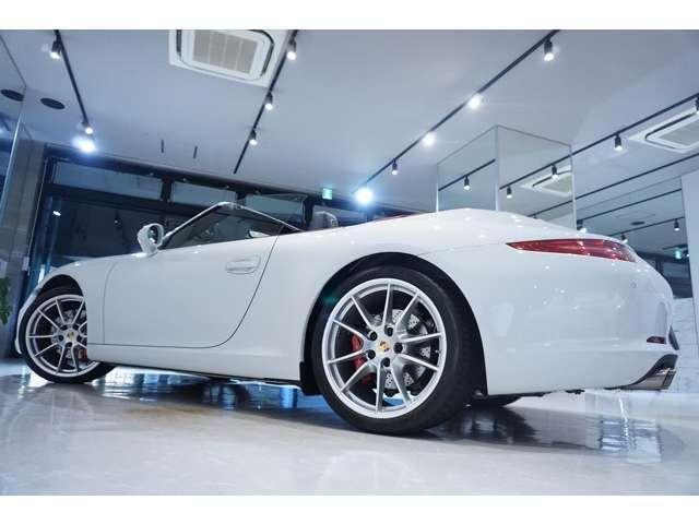 911カレラSカブリオレ 2016モデル正規ディーラー車(7枚目)