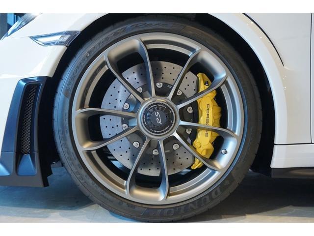 911GT2 RS PDK D車 1オーナー 禁煙(23枚目)