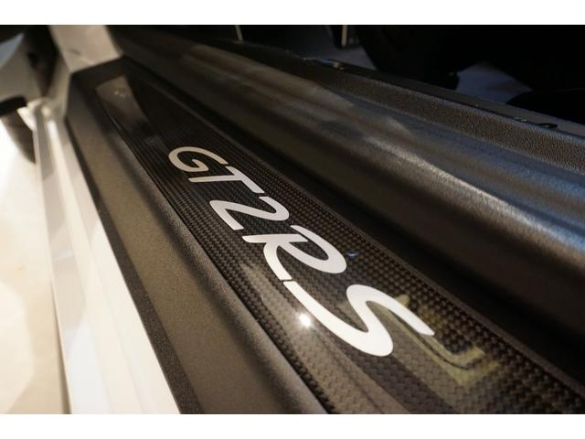 911GT2 RS PDK D車 1オーナー 禁煙(27枚目)