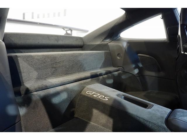 911GT2 RS PDK D車 1オーナー 禁煙(36枚目)