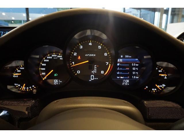 911GT2 RS PDK D車 1オーナー 禁煙(39枚目)