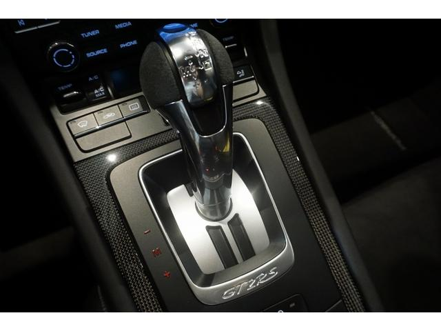 911GT2 RS PDK D車 1オーナー 禁煙(44枚目)