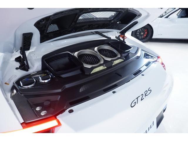 911GT2 RS PDK D車 1オーナー 禁煙(52枚目)