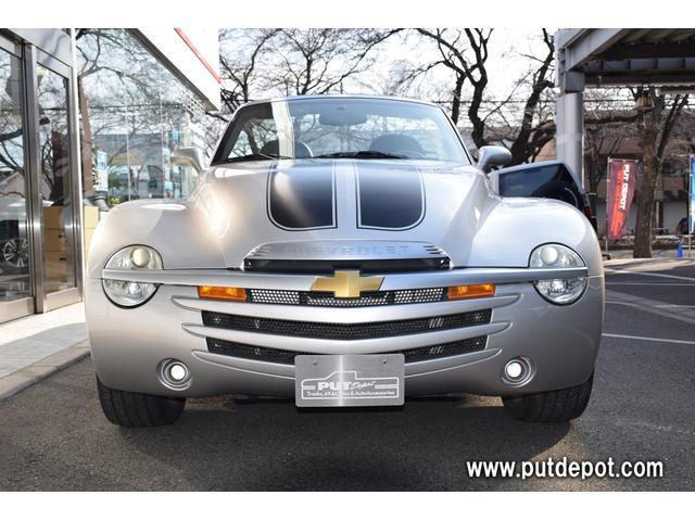シボレー シボレー SSR 1ナンバー V8 5.3L 走行距離証明書付き
