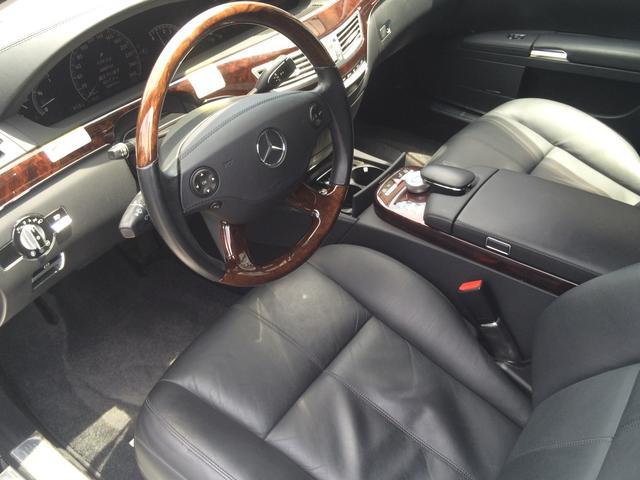 メルセデス・ベンツ M・ベンツ S500ロング 禁煙車
