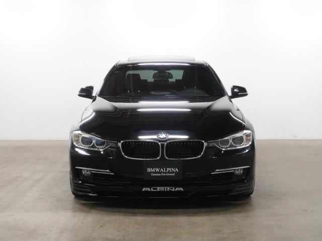 BMWアルピナ アルピナ B3 ビターボ リムジン 20AW クルコン 黒革 SR Rカメラ