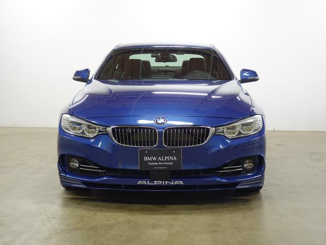 BMW ALPINA Genuine Pre−Owned 認定中古車 − 感動の極み、アルピナ