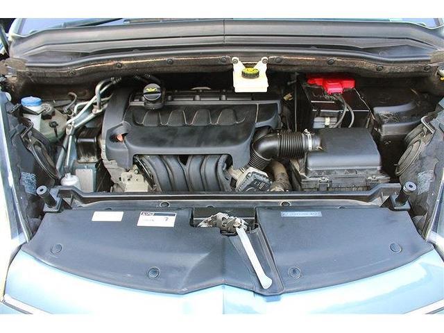 最大143馬力を発揮する2L 直列4気筒(VVT)ガソリンエンジン。