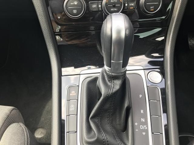 フォルクスワーゲン VW ゴルフ TSIハイラインブルー モーションテクノロジー 認定中古車