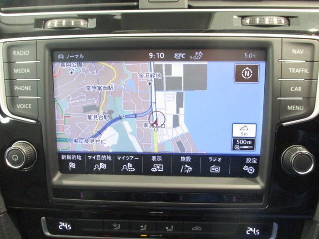 TSIハイラインブルーモーションテクノロジー SDカーナビ ETC アルミホイール レザーステアリング コンフォートシート パドルシフト 障害物センサー リアビューカメラ オートホールド ハンズフリーシステム キーレスエントリー(15枚目)