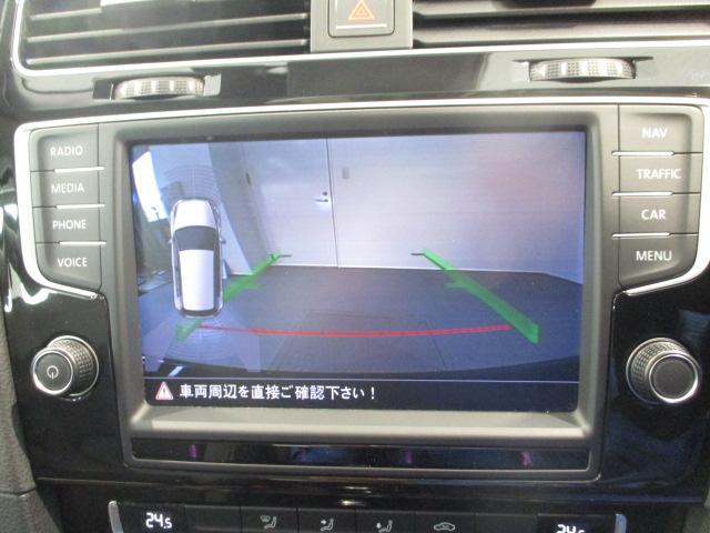 TSIハイラインブルーモーションテクノロジー SDカーナビ ETC アルミホイール レザーステアリング コンフォートシート パドルシフト 障害物センサー リアビューカメラ オートホールド ハンズフリーシステム キーレスエントリー(16枚目)