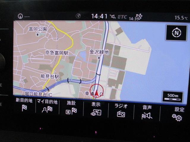 TSIハイライン SDカーナビ ETC アルミホイール レインセンサー コンフォートシート 地デジTV アダプティブクルーズコントロール リアビューカメラ マルチファンクションステアリング エンジンスタートボタン(15枚目)