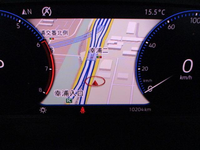 TSIハイライン SDカーナビ ETC アルミホイール レインセンサー コンフォートシート 地デジTV アダプティブクルーズコントロール リアビューカメラ マルチファンクションステアリング エンジンスタートボタン(17枚目)