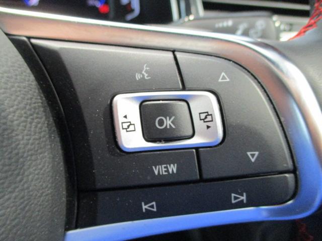 TDI スポーツ SSDカーナビ ETC レインセンサー USBオーディオ アダプティブクルーズコントロール リアビューカメラ エレクトロニックパーキングブレーキ パワーテールゲート マルチファンクションインジケーター(18枚目)