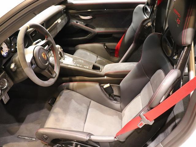911GT3 RS ヴァイザッハPKG 20年モデル(7枚目)