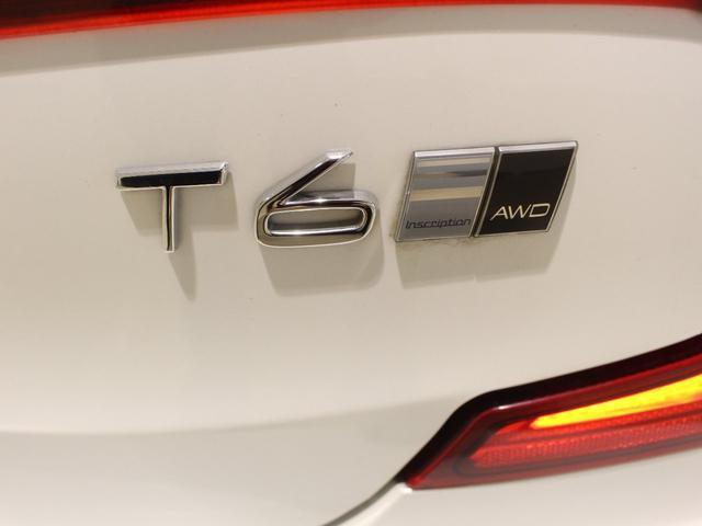 T6 AWD インスクリプション 限定500台 ワンオーナー禁煙車 サンルーフ B&Wプレミアムサウンド 電動トランクオープナー スーパーチャージャー&ターボチャージャー(17枚目)