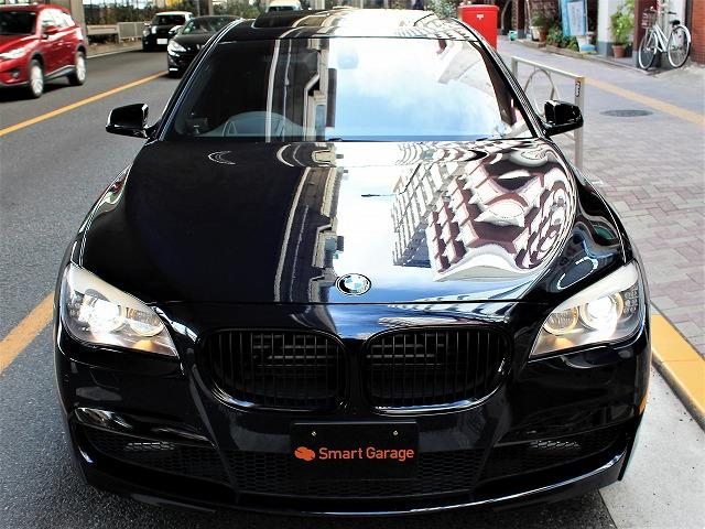 BMW BMW 750i MスポーツPKG アルピナ21AW サンルーフ