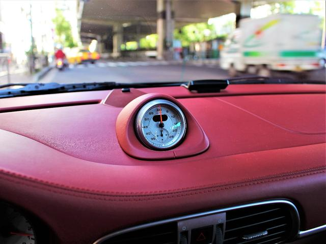 ポルシェ ポルシェ 911カレラS スポクロP 赤革 ターボII パワークラフト