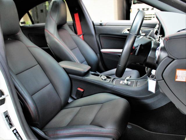 メルセデス・ベンツ M・ベンツ CLA45 AMG 4マチック OP19インチ 車高調 SR