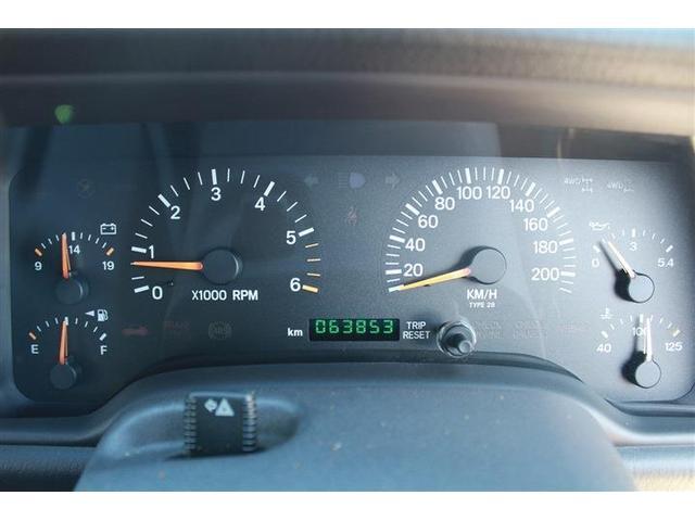 クライスラー・ジープ クライスラージープ チェロキー リミテッド 走行64000キロ レザーシート スペアキー
