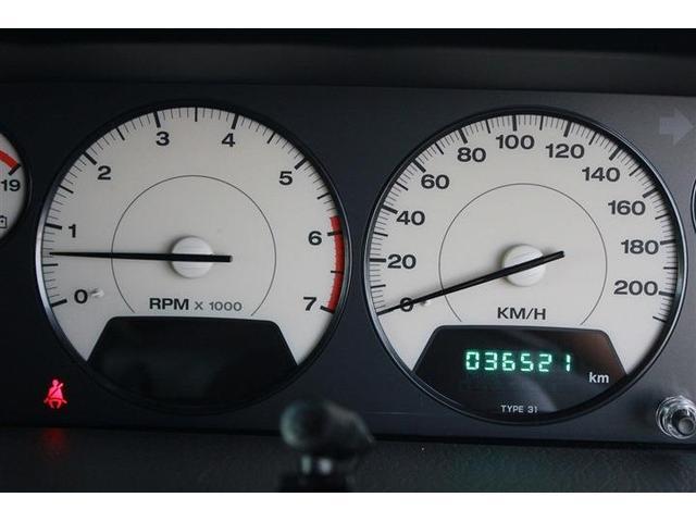 クライスラー・ジープ クライスラージープ グランドチェロキー リミテッド 走行36000キロ カロッツェリアナビ ETC