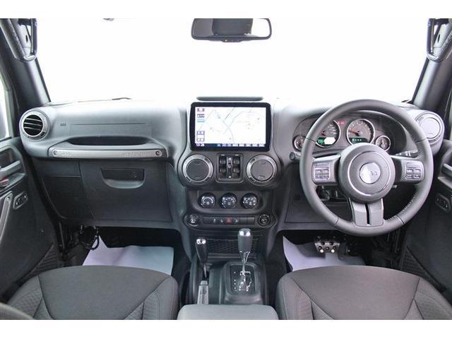 クライスラー・ジープ クライスラージープ ラングラーアンリミテッド スポーツ 当社カスタム車両 未使用 2.5インチアップ