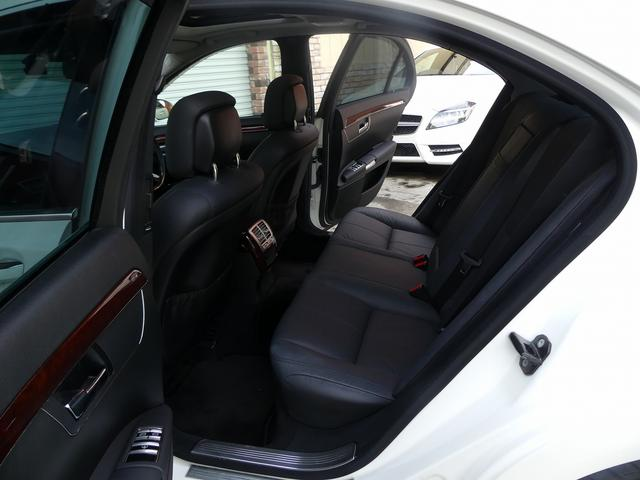 S350LUX-PKG 右H正規D車 SR 黒革 後期テール(17枚目)