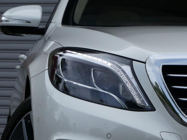 S400h AMGスポーツ&LUX-P パノラマ ベージュ革(4枚目)