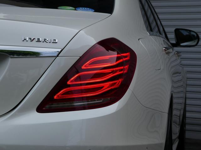 S400h AMGスポーツ&LUX-P パノラマ ベージュ革(5枚目)