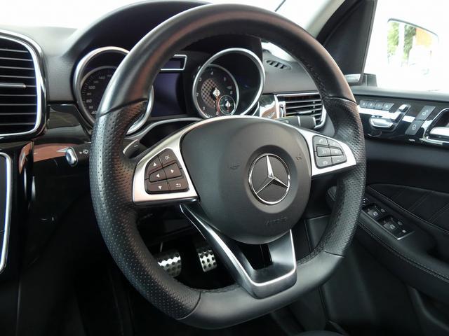 GLE350d 4マチックスポーツ パノラマ 黒革 新車保証(10枚目)