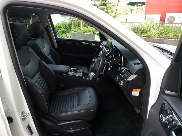 GLE350d 4マチックスポーツ パノラマ 黒革 新車保証(15枚目)