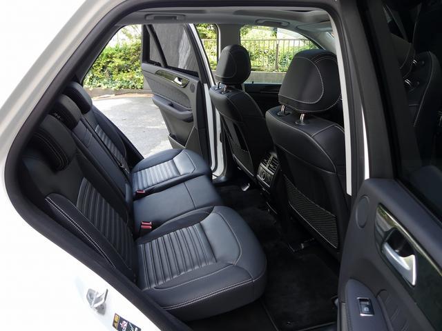 GLE350d 4マチックスポーツ パノラマ 黒革 新車保証(18枚目)