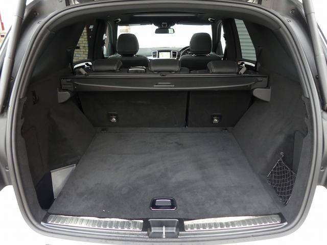 ML350 ブルーテック 4マチック ML最終型 AMGエクスクルーシブPKG パノラミックR 黒革 全席シートヒーター 純正HDDナビ地デジ全周カメラ レーダーセーフティPKG 禁煙車(19枚目)