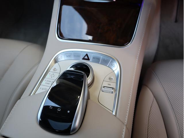 S400ハイブリッド エクスクルーシブ 右H 正規D車 パノラマSR ベージュ革 シートヒーター&ベンチレーター HDDナビ地デジBurmesterサウンド 全周カメラ&PTS レーダーセーフティPKG 純正19インチAW(27枚目)