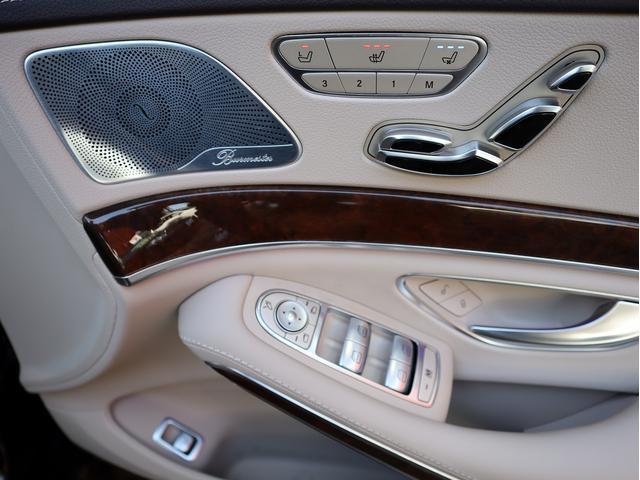 S400ハイブリッド エクスクルーシブ 右H 正規D車 パノラマSR ベージュ革 シートヒーター&ベンチレーター HDDナビ地デジBurmesterサウンド 全周カメラ&PTS レーダーセーフティPKG 純正19インチAW(29枚目)