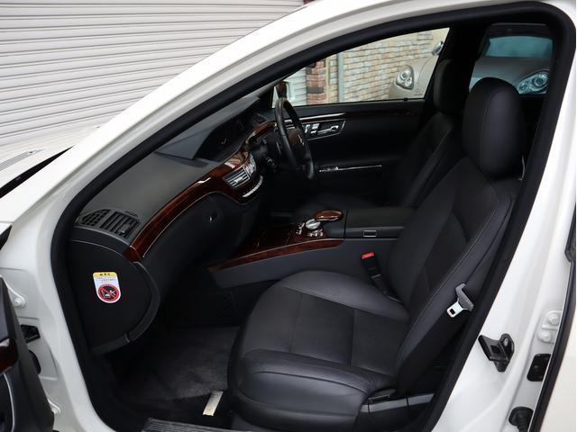 S350 セミアニリンレザーPKG 後期型 右H 正規D車 黒革 全席シートヒーター&前席ベンチレーター 純正HDDナビ地デジ Bカメラ&PTS キーレスゴー(16枚目)