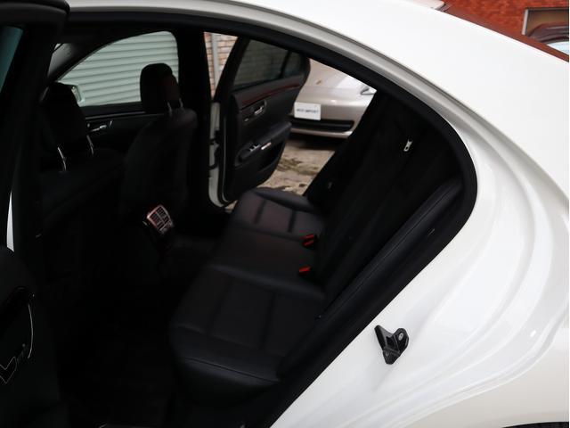 S350 セミアニリンレザーPKG 後期型 右H 正規D車 黒革 全席シートヒーター&前席ベンチレーター 純正HDDナビ地デジ Bカメラ&PTS キーレスゴー(17枚目)
