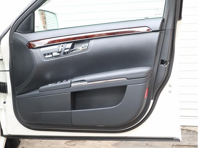 S350 セミアニリンレザーPKG 後期型 右H 正規D車 黒革 全席シートヒーター&前席ベンチレーター 純正HDDナビ地デジ Bカメラ&PTS キーレスゴー(28枚目)