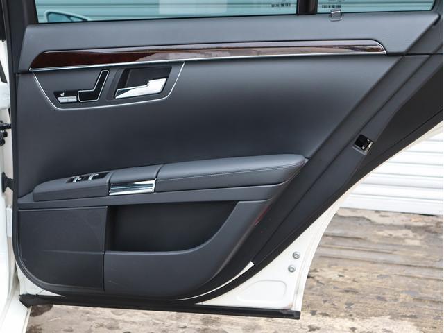 S350 セミアニリンレザーPKG 後期型 右H 正規D車 黒革 全席シートヒーター&前席ベンチレーター 純正HDDナビ地デジ Bカメラ&PTS キーレスゴー(30枚目)