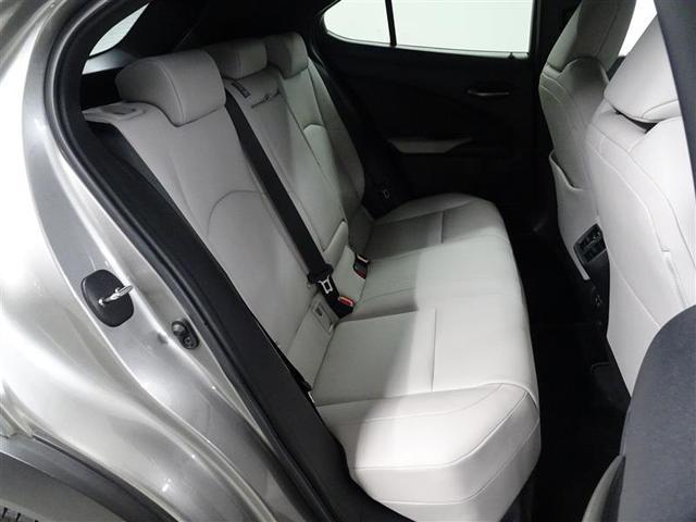 UX200 バージョンC 認定中古車・2年保証・三眼フルLEDヘッドランプ・パノラミックビューモニター・ITS CONNCT・225/50RF18アルミホイール(ランフラットタイヤ)付(18枚目)