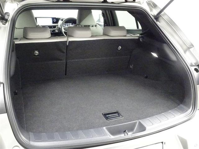 UX200 バージョンC 認定中古車・2年保証・三眼フルLEDヘッドランプ・パノラミックビューモニター・ITS CONNCT・225/50RF18アルミホイール(ランフラットタイヤ)付(19枚目)
