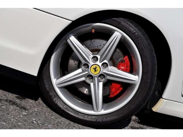 フェラーリ フェラーリ 575 M マラネロ F1 法人禁煙車 屋根保管 HDDナビ 地デジ