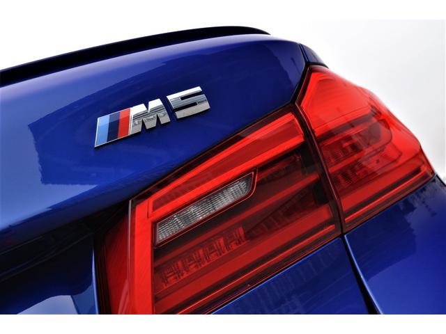 M5 M5専用カラーカーボンルーフ ホワイトフルレザー 右H(14枚目)